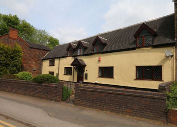 Thumbnail 4 bed cottage for sale in Grove Road, Stoke-On-Trent, Staffordshire