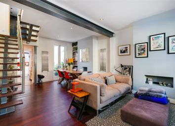 Thumbnail 2 bedroom terraced house for sale in Snarsgate Street, London