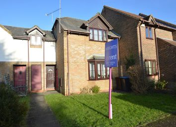 Thumbnail 2 bedroom property to rent in Mardleybury Road, Woolmer Green, Knebworth