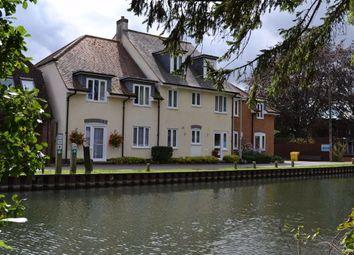 Thumbnail 1 bed flat for sale in Mallard Court, West Mills, Newbury, Berkshire