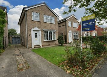 Thumbnail 3 bedroom detached house for sale in Emmott Road, Hull