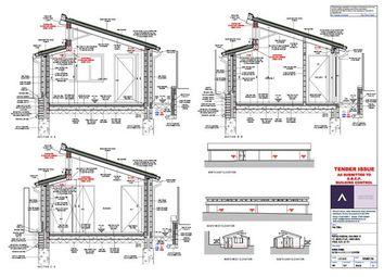 Thumbnail 2 bed detached bungalow for sale in Building Plot, St Michaels Place, Stroud, Gloucestershire