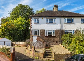 Thumbnail 3 bed semi-detached house for sale in Johnsdale, Oxted