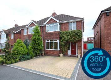Thumbnail 3 bed semi-detached house for sale in Madison Avenue, Heavitree, Exeter