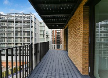 Thumbnail 2 bedroom flat to rent in Royal Wharf, London