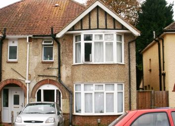 Thumbnail 4 bed detached house to rent in Chamberlain Road, Highfield, Southampton