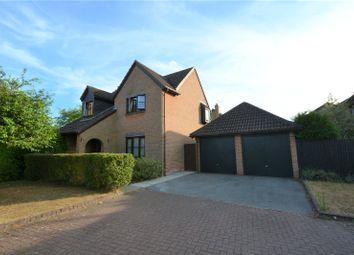 Thumbnail 4 bedroom detached house for sale in Deacon Close, Wokingham, Berkshire