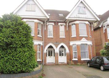 Thumbnail 1 bed flat to rent in Dane Court, 35 Languard Road, Southampton, Hampshire
