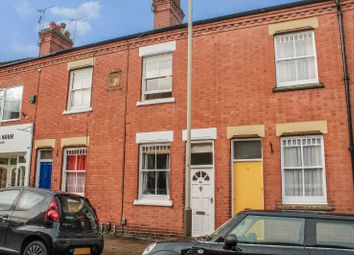 Thumbnail 2 bed terraced house for sale in Francis Street, Stoneygate, Leicester