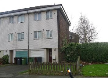 Thumbnail 3 bed town house for sale in George Street, Ettingshall, Wolverhampton