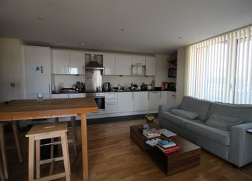 Thumbnail 2 bed flat to rent in Merryweather Place, London