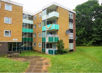 Thumbnail 2 bed flat to rent in Linford Crescent, Upper Shirley, Southampton