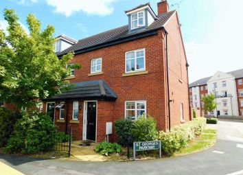 Thumbnail 3 bed town house for sale in Crooked Bridge Road, St Georges Parkway, Stafford
