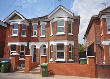 Thumbnail 5 bedroom terraced house to rent in Newcombe Road, The Polygon, Southampton