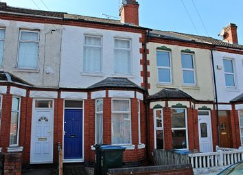 Thumbnail 2 bed terraced house for sale in Stanway Road, Earlsdon, Coventry
