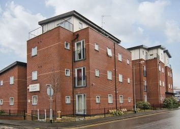 Thumbnail 2 bed flat for sale in Albert Court, Bridgtown, Cannock
