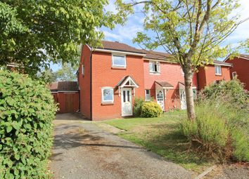 Thumbnail 2 bed end terrace house for sale in Linnet Close, Petersfield
