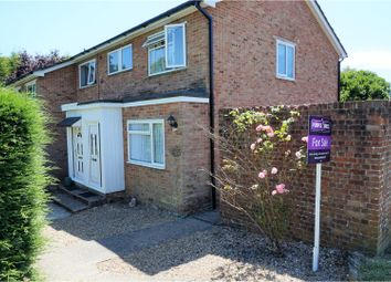 Thumbnail 2 bedroom maisonette for sale in Banbury Avenue, Sholing