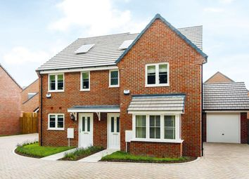 Thumbnail 2 bed semi-detached house for sale in Windmill Hill, London Road, Buntingford