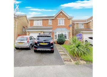 Thumbnail 4 bed detached house for sale in Merganser Road, Hartlepool