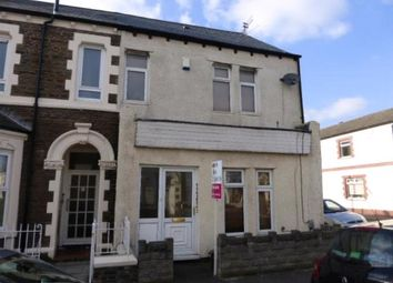 Thumbnail Studio to rent in Habershon Street, Splott, Cardiff