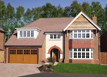 Thumbnail 5 bed detached house for sale in Hartford Grange, Walnut Lane, Hartford, Cheshire
