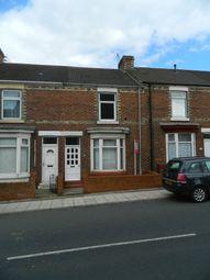 Thumbnail 2 bed terraced house to rent in Byerly Road, Shildon