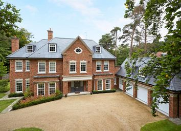 Thumbnail 8 bed detached house for sale in Heathfield Avenue, Sunninghill, Ascot