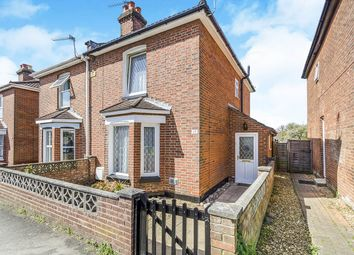 Thumbnail 3 bedroom semi-detached house for sale in Macnaghten Road, Southampton