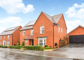 Thumbnail 5 bed detached house for sale in Cowslip Grove, Clanfield, Waterlooville