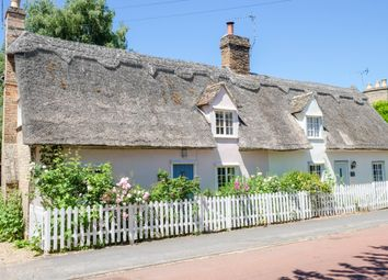 Thumbnail 2 bed cottage for sale in High Street, Horningsea, Cambridge