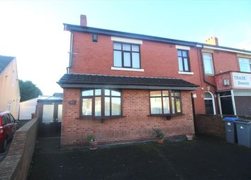Thumbnail 2 bed flat to rent in Newhouse Road, Blackpool