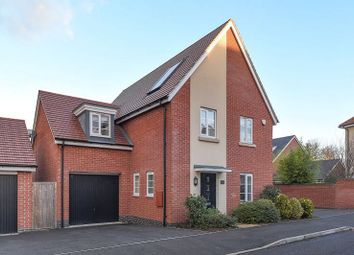 Thumbnail 4 bed property for sale in Towpath Avenue, Northampton