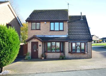 Thumbnail 3 bed detached house for sale in Canvey Grove, Meir Park