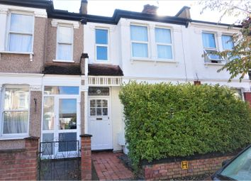 Thumbnail 2 bed terraced house for sale in Dalmally Road, Croydon