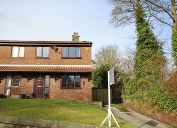 Thumbnail 3 bed semi-detached house for sale in Hall Street, Whitworth, Rochdale