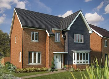 "Thumbnail 5 bedroom detached house for sale in ""The Birch"" at Mcnamara Street, Longhedge, Salisbury"