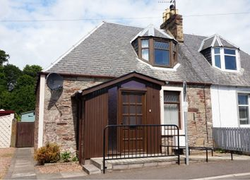 Thumbnail 2 bed semi-detached house for sale in Wallace Street, Carnoustie
