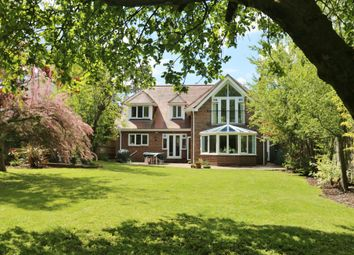 Thumbnail 4 bed detached house for sale in Winchester Road, Bishops Waltham, Southampton