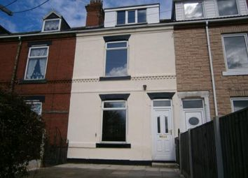 Thumbnail 3 bed terraced house to rent in Rock Terrace, Conisborough, Doncaster