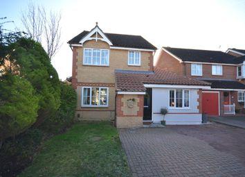 Thumbnail 4 bedroom detached house for sale in Chandlers Close, Bishop's Stortford