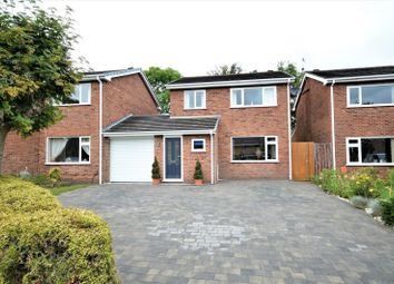 Thumbnail 3 bed link-detached house for sale in Portola Close, Grappenhall, Warrington
