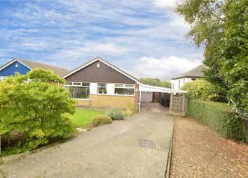 Thumbnail 2 bed bungalow for sale in Springbank, Garforth, Leeds, West Yorkshire
