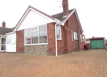 Thumbnail 2 bed bungalow for sale in Fairfax Avenue, Blackpool