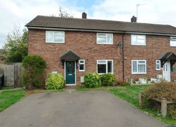 Thumbnail 2 bed semi-detached house to rent in Embry Road, Wittering, Peterborough, Cambridgeshire