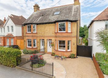 Thumbnail 5 bed detached house for sale in Kings Road, Walton-On-Thames
