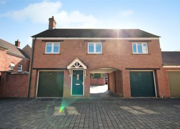 Thumbnail 2 bed flat for sale in Ewden Close, Wichelstowe, Swindon