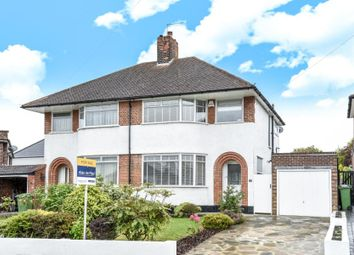 Thumbnail 3 bed semi-detached house for sale in Shallons Road, London