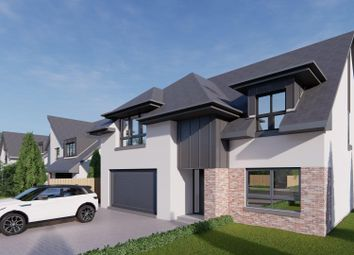 Thumbnail 5 bed detached house for sale in Plot 4 The Clyde, Clyde Gardens, Garrion Bridge