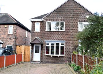 Thumbnail 2 bed semi-detached house to rent in The Crescent, Stapleford, Nottingham